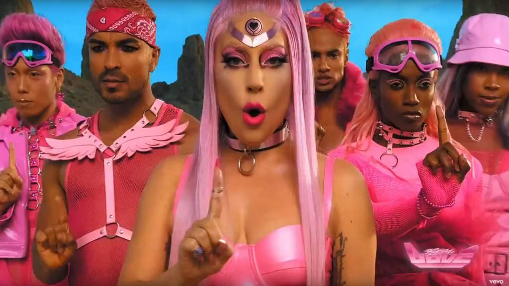 Die alte Gaga ist zurück!