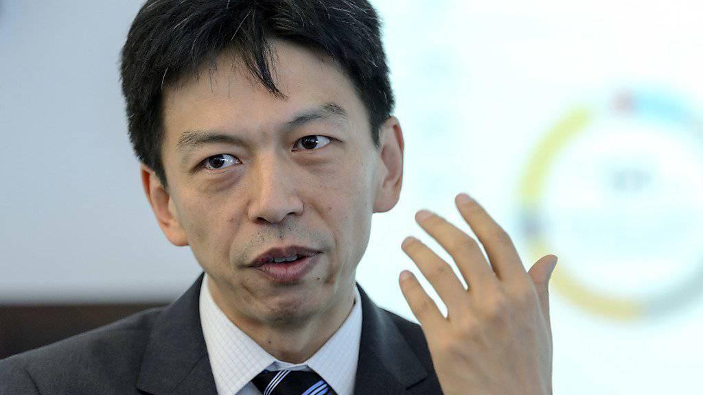 SGS-Chef Frankie Ng hält an den Zielen für 2016 fest.