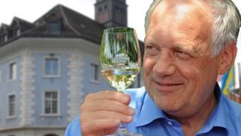 Bundesrat Johann Schneider-Ammann wird am 1. August 2011 in seiner Heimatstadt eine Ansprache halten