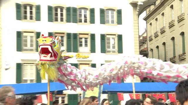 Bern feiert chinesisches Mondfest
