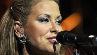 Anastacia bei einem Auftritt in der Schweiz (Archiv)