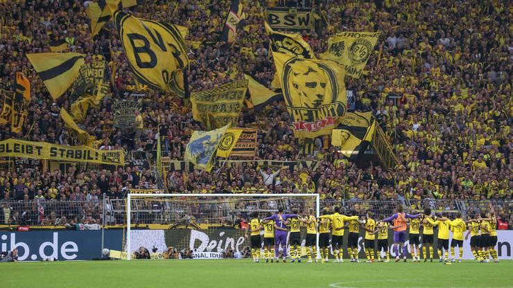 Die Fans und die Mannschaft sind wieder eine Einheit.