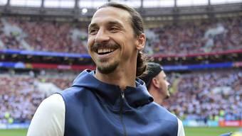 Zu welchem Verein wechselt Ibrahimovic? Darüber rätselt die ganze Fussballwelt.