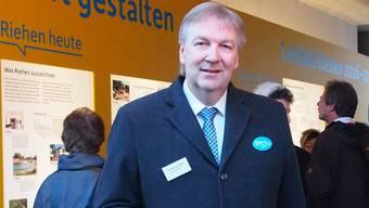 Gemeindepräsident Hansjörg Wilde.