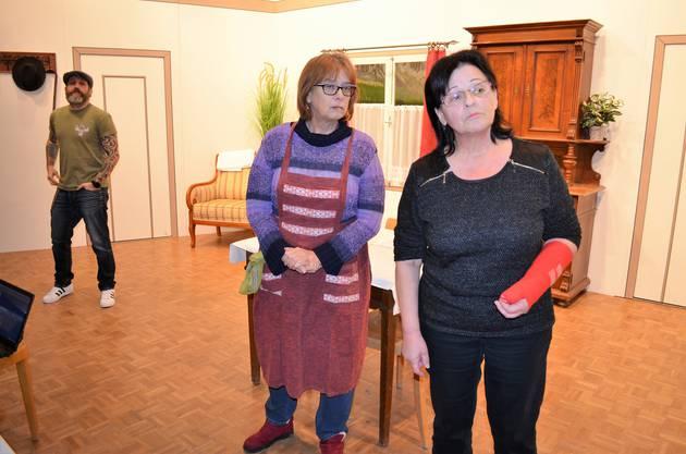 Weitere Bilder vom Schauspiel der Theatergruppe Scherz.