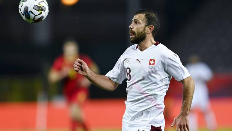 Sein Tor reicht nicht. Mehmedi trifft, doch die Schweiz verliert 1:2.