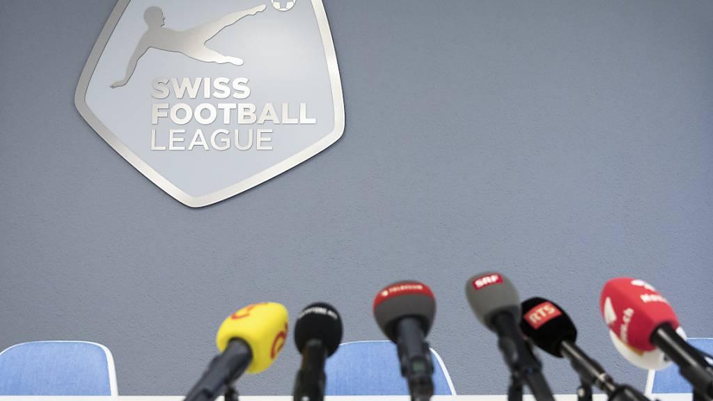 Swiss Football League präsentiert 23-seitiges Schutzkonzept