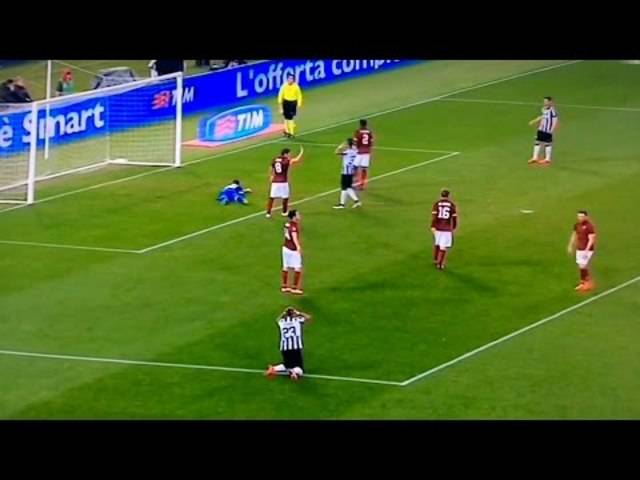 Roma – Juventus: Goals und Highlights.