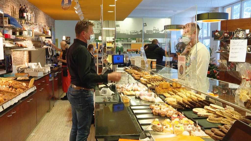 Polizei schliesst Bäckerei wegen neuen Corona-Regeln
