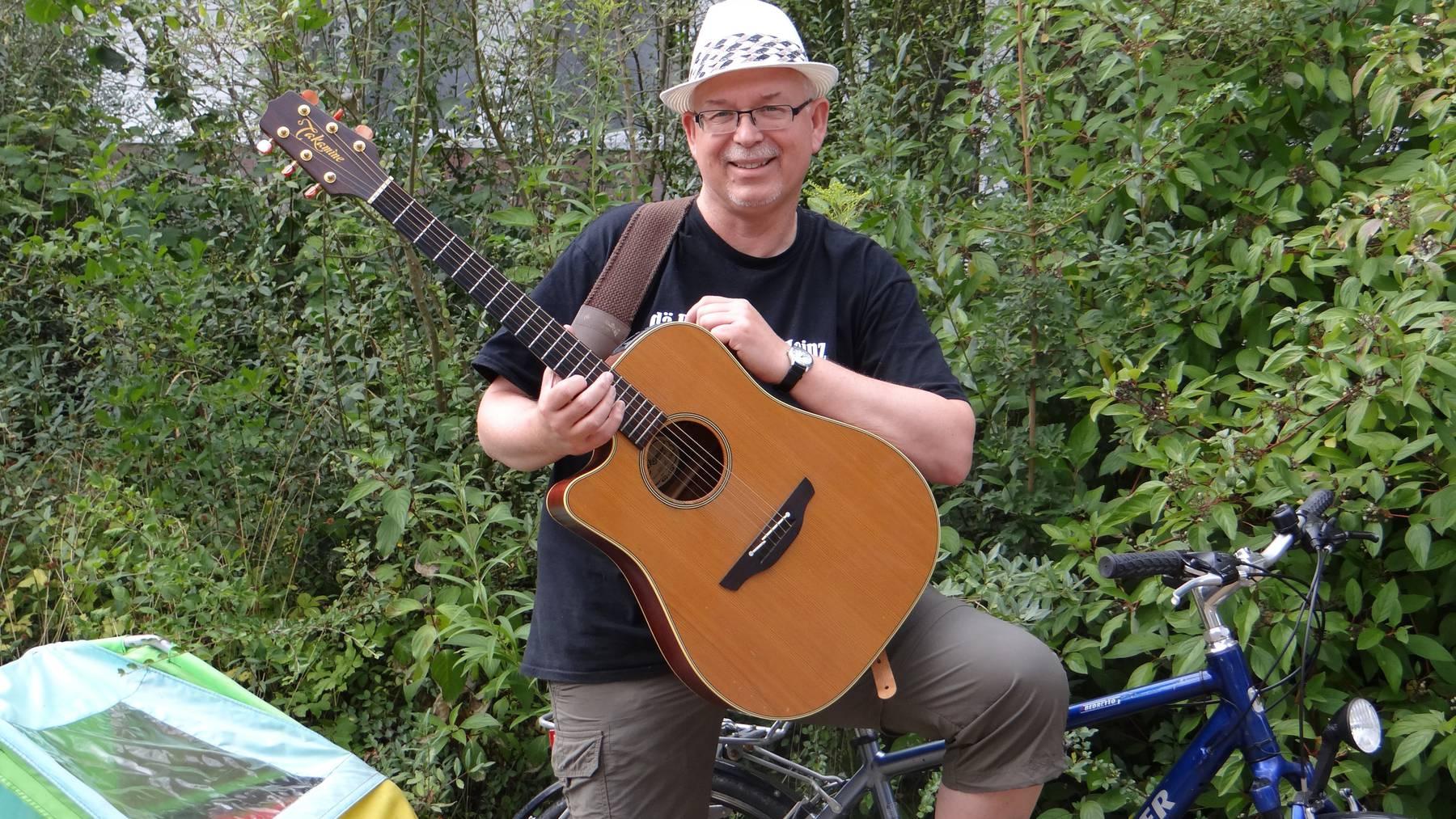 «Dä Brüeder vom Heinz» bringt neuen Song über den Thurgau raus.
