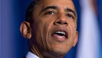Ruft die NHL-Teambesitzer und Spieler zur Besinnung auf: US-Präsident Barack Obama.