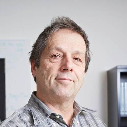 Willy Benz Direktor des Physikalischen Instituts der Universität Bern