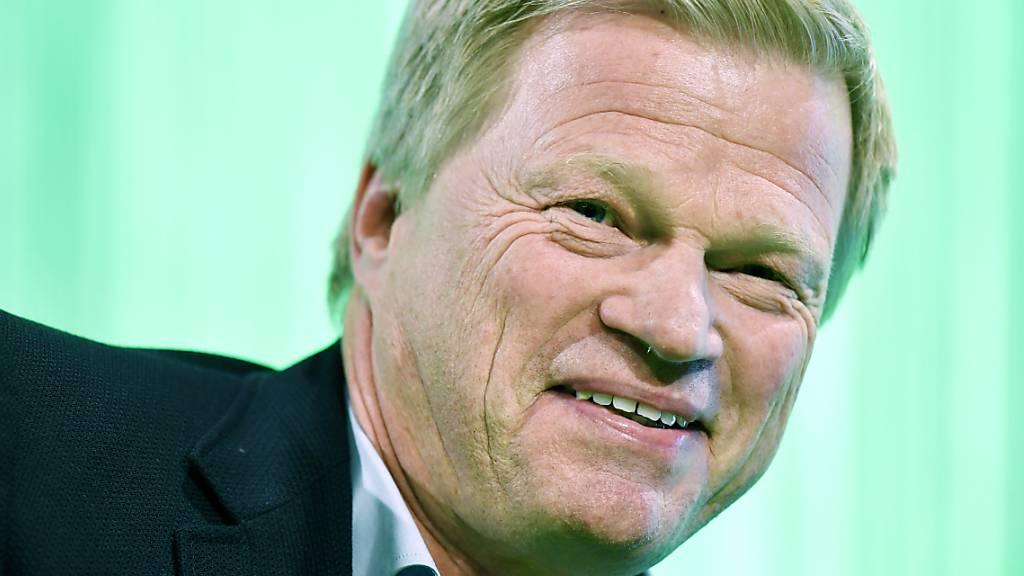 Kahn wird Vorstandsmitglied bei Bayern München