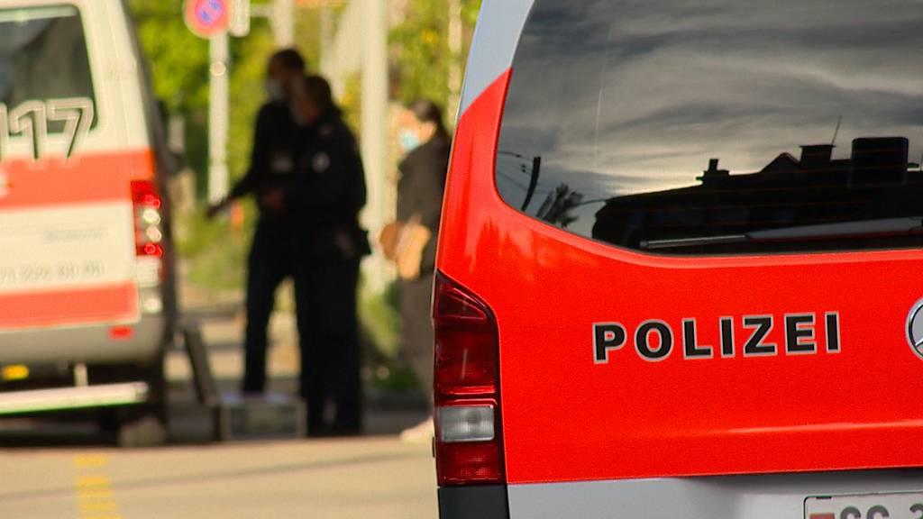 Auseinandersetzung mit Beil und Messer fordert vier Verletzte in St.Gallen