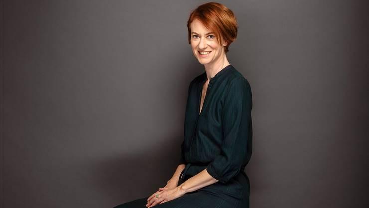 «Der Triumph in einer Glanz-und-Gloria-Show: Das ist meine ganz persönliche Fantasie im Roman»: Simone Meier, Journalistin und Autorin. André Wunstorf