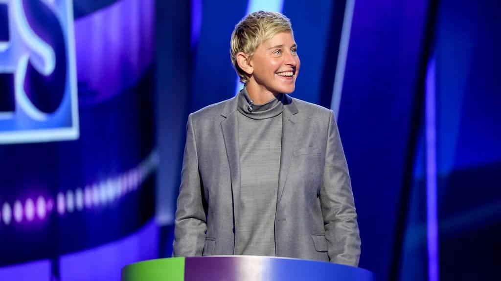Nach 18 Jahren: Ellen DeGeneres beendet ihre Talkshow