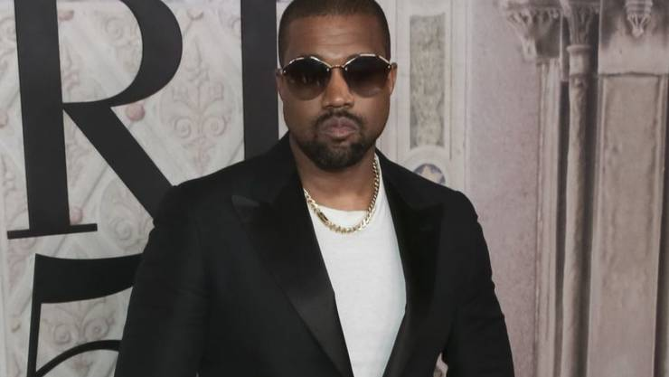 Der Rapper Kanye West hat sich Ende September 2018 einen neuen Namen gegeben. Er heisst jetzt Ye. (Archiv)