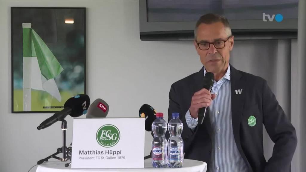 FCSG: Die Espen schauen auf die Saison zurück