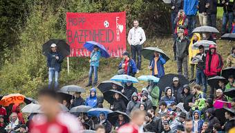 Der FC Bazenheid erlebte vor vier Jahren sein Highlight mit dem Cup-Heimspiel gegen YB. Ländliche Feststimmung ist in diesem Herbst so gut wie ausgeschlossen
