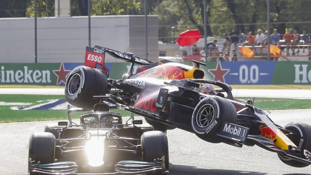 Ricciardo siegt überraschend, Verstappen bestraft