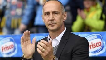 Adi Hütter verlässt die Berner Young Boys in Richtung Bundesliga
