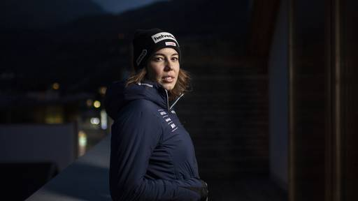 «Olympia-Siegerin im TV-Gucken» – so geht Gisin mit der Schock-Diagnose um