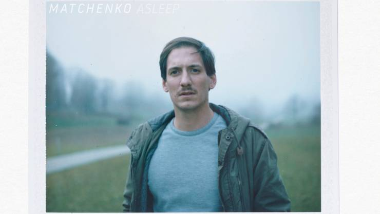 Als Matchenko hat Mathias Schenk, Sänger der Bieler Band Death by Chocolate, ein Experiment gewagt. Und herausgefunden, dass er auch alleine Songs schreiben kann. (Pressefoto)