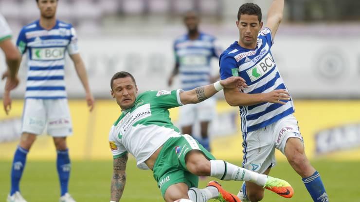 Sejad Salihovic erhielt in St. Gallen keinen Vertrag mehr