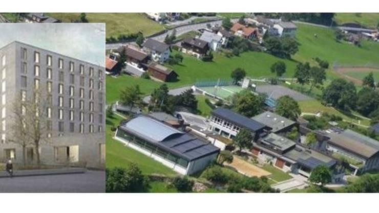 Aargauer Architekten gewinnen den Projektwettbewerb.