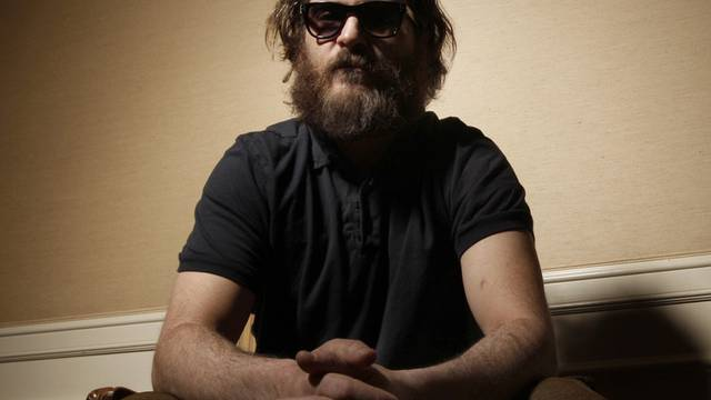Joaquin Phoenix liess sich einen Bart wachsen (Archiv)