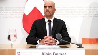Obwohl sich Sozialminister Alain Berset stark für die Altersreform 2020 eingesetzt hat und deshalb eine Niederlage erlitt, versprach er gestern, bald eine neue Reform anzupacken.