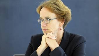 Eva Herzog.
