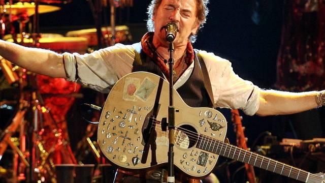 Bruce Springsteen geht auf Welttournee (Archiv)