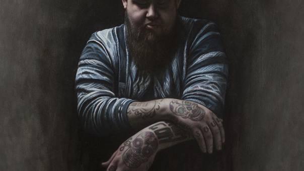 Rag'n'Bone Man präsentiert sein Album