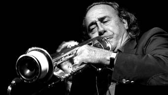 Übernächste Woche startet das Festival Jazz Ascona. Einer der Stargäste ist der frühere Industrielle und Trompeter Franco Ambrosetti, der im Rahmen des Festivals den Swiss Jazz Award entgegennehmen darf. (zVg)