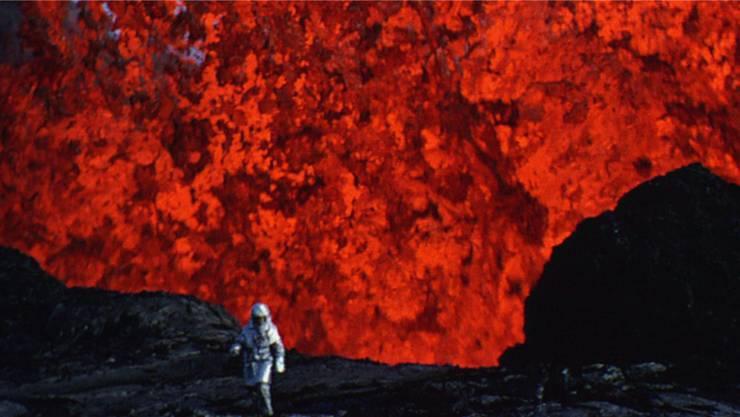 Dok-Filmer Werner Herzog blickte tief in brodelnde Vulkane – und kam zu erstaunlichen Einsichten. Netflix