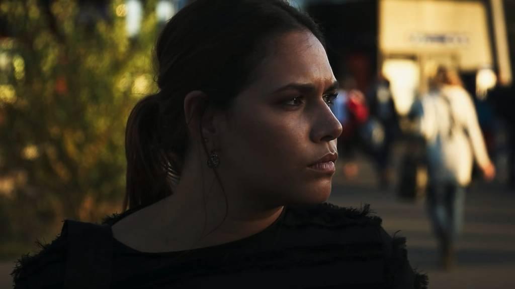 Yessica Sanchez in ihrem eigenen Kurzfilm.