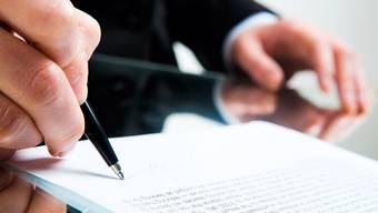 Das Strafverfahren gegen den Notar-Stellvertreter ist immer noch hängig.