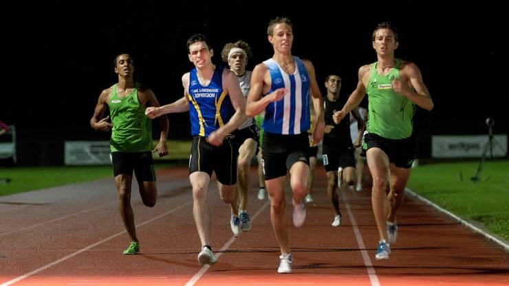 Junge Sportler werden im Solothurn gefördert