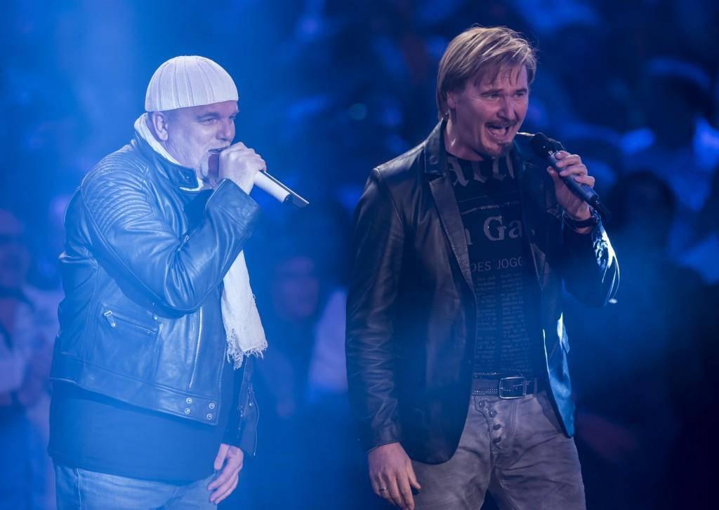 DJ Ötzi und Nik P. (© Getty Images)