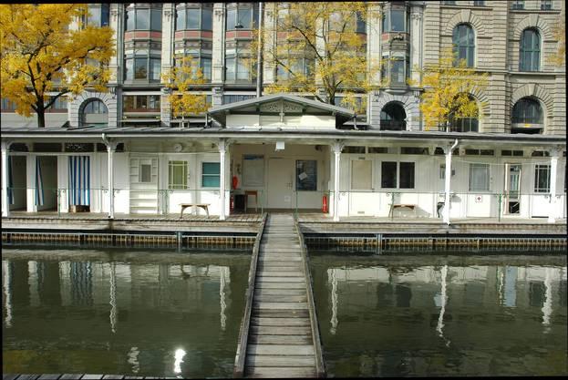Das Frauenbad - ein Bijou aus dem 19. Jahrhundert.
