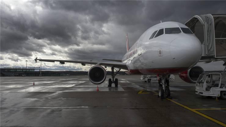 Am Euro-Airport steht seit einer Woche ein Jet, der mit dem weissrussischen Präsidenten Alexander Lukaschenko in Verbindung gebracht wird.