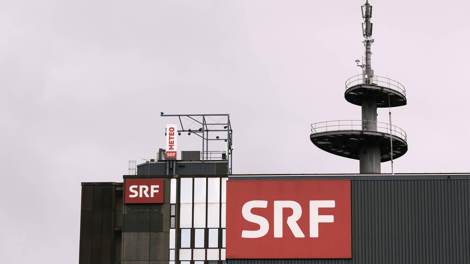 Die SRF-Studios in Zürich-Leutschenbach.