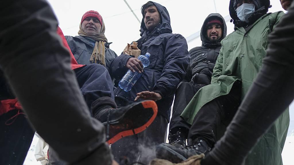 UNHCR kritisiert Europas Umgang mit Flüchtlingen an den Grenzen