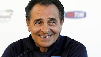 Cesare Prandelli traf eine Vorauswahl fürs WM-Kader