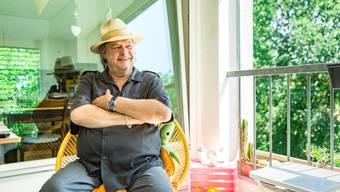 Endo Anaconda, der Kopf der Band Stiller Has, wohnt nun im Kanton Aargau.