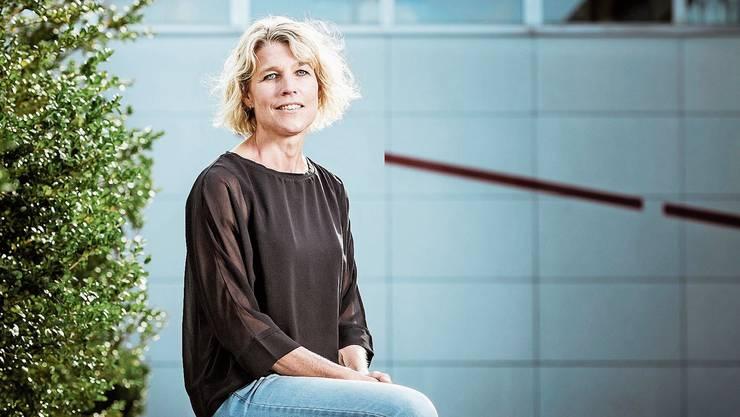 Dagmar Rösler, die erste Frau an der Spitze des Lehrerverbandes, fordert genügend Mittel, um die Digitalisierung zu meistern.