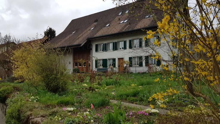 Das Badener Stadtquartier präsentiert sich im Ortskern besonders ländlich.