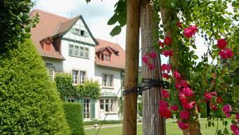 Heute ein Museum: Der Badener Architekt Karl Moser baute die Villa Langmatt 1901 für Sidney und Jenny Brown-Sulzer.