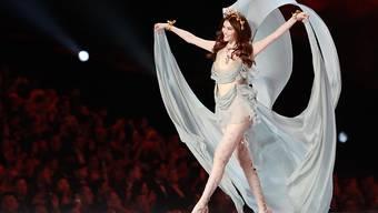 Die US-Dessous-Marke Victoria's Secret will ihre berühmte Modenschau in diesem Jahr streichen. Die Show kämpft seit Jahren mit sinkenden Zuschauerzahlen. (Archivbild)